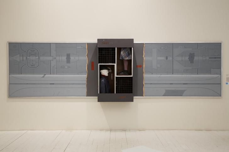 Фото №2 - «Неназываемое»: работы современных художников на выставке в Нижнем Новогороде