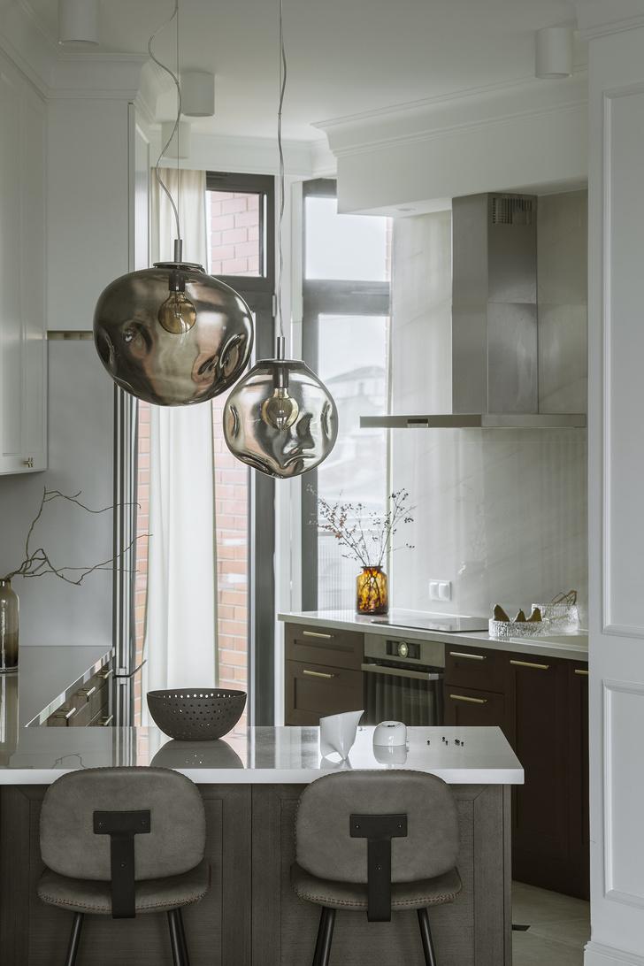 Фото №4 - Квартира с парижской атмосферой в Варшаве