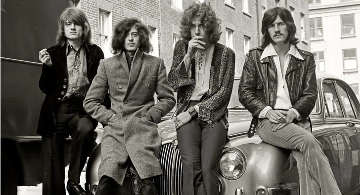 Фото №2 - История одной песни: «Лестница в небо» Led Zeppelin, 1971