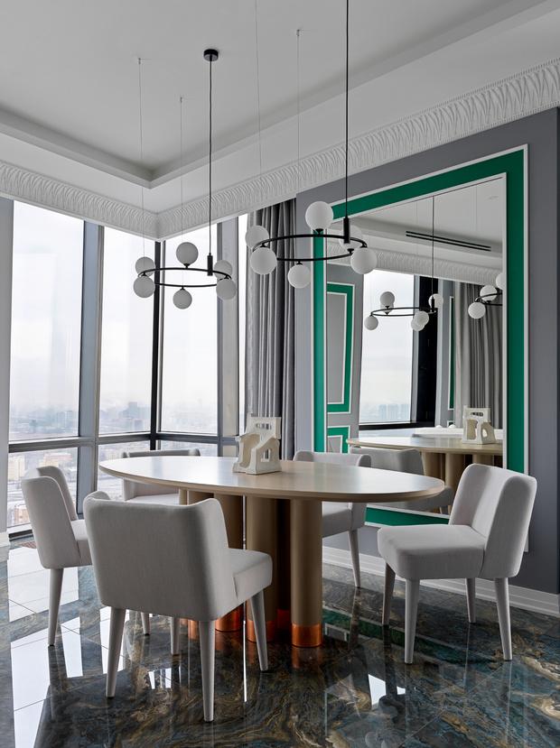 Фото №4 - Светлая квартира в классическом стиле в Москве