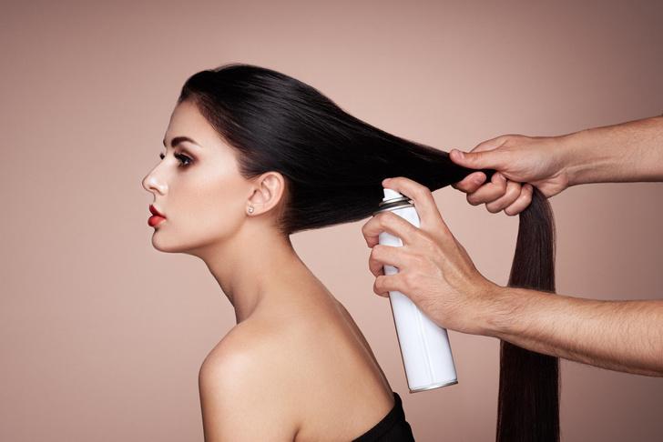 Фото №1 - Как правильно использовать сухой шампунь?