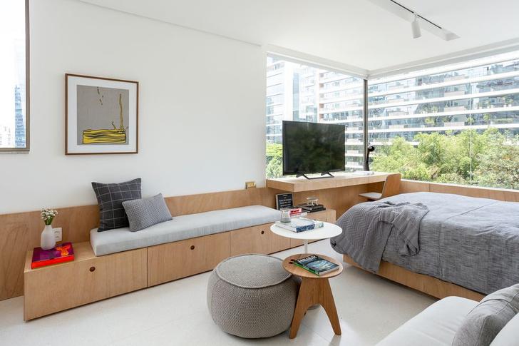 Фото №3 - Светлая квартира 37 м² в Сан-Паулу