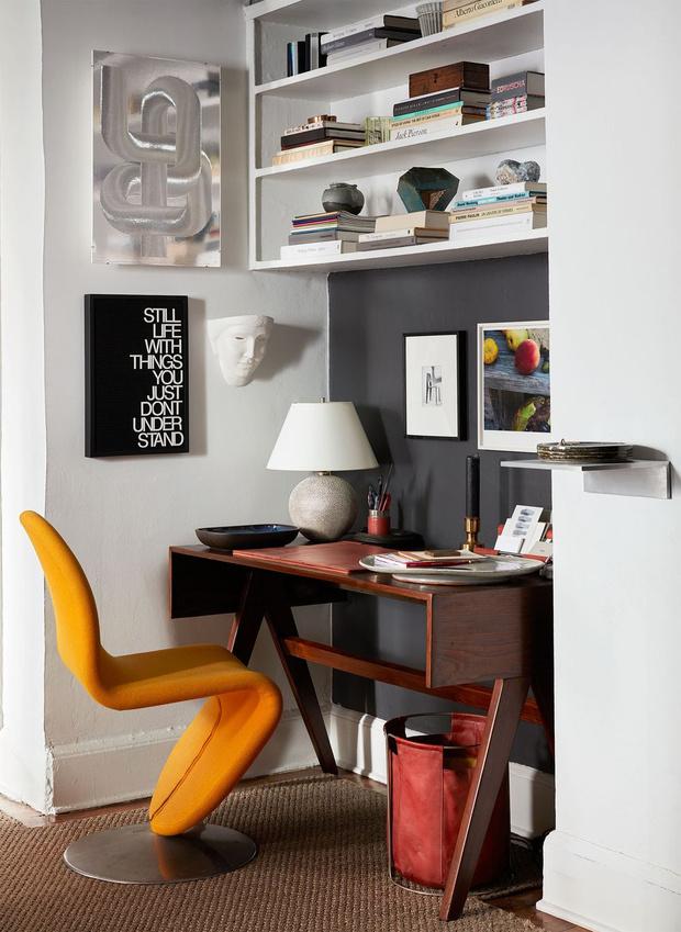 Фото №3 - Квартира дизайнера Чарли Феррера в Нью-Йорке