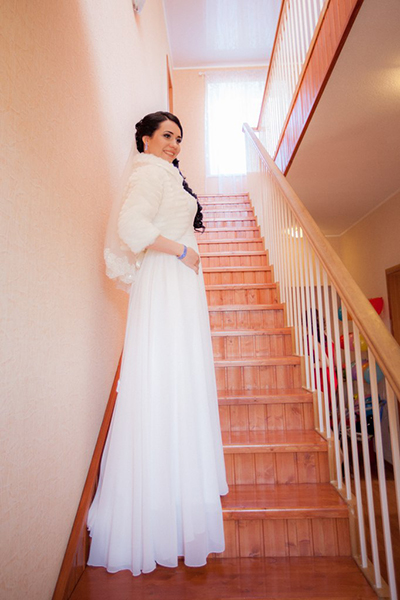Фото №8 - Кому же так повезло? Топ самых красивых невест Краснодара