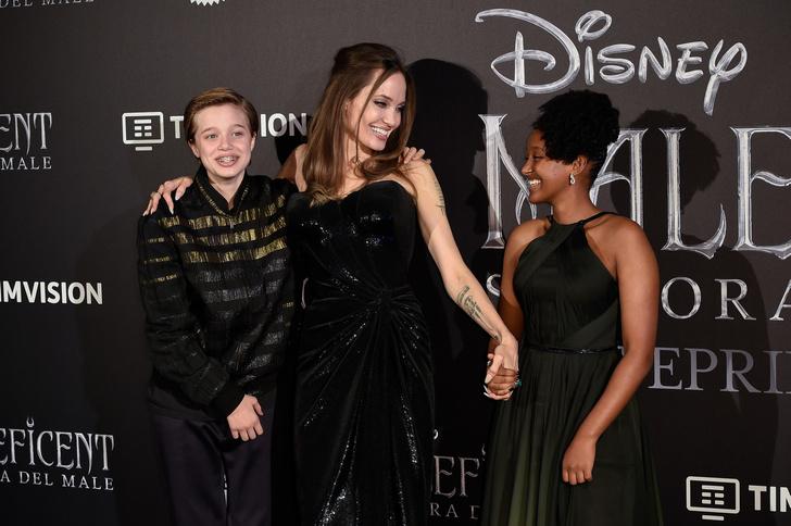 Фото №7 - Почему Анджелина Джоли — снова икона стиля, или Что такое luxe purism