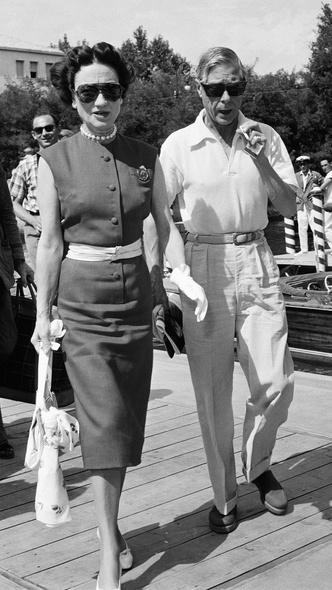 Фото №17 - Королевы Венеции: монаршие особы на красной дорожке фестиваля