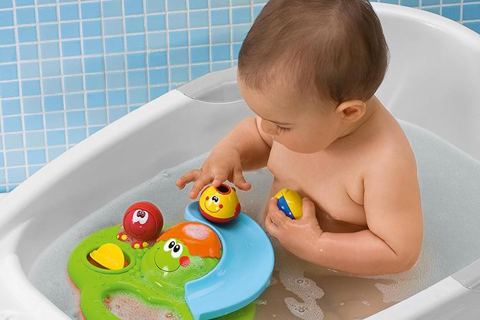 Фото №15 - Аксессуары для грудничкового плавания: что взять с собой в бассейн?