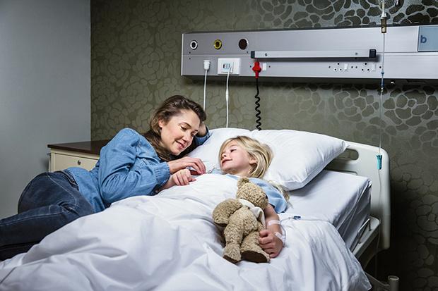 Фото №3 - Малыш в больнице: тонкости и проблемы госпитализации ребенка