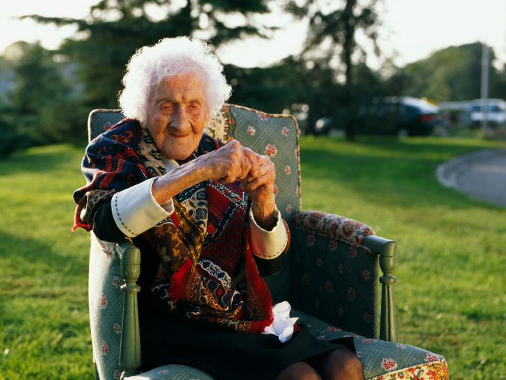 Фото №5 - 12 правил долгой и счастливой жизни от француженки Жанны Кальман, дожившей до 122 лет