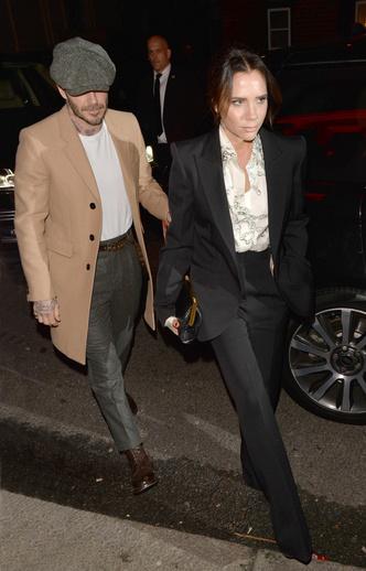 Фото №13 - Как выглядят Виктория и Дэвид Бекхэмы на улице, когда думают, что их никто не видит