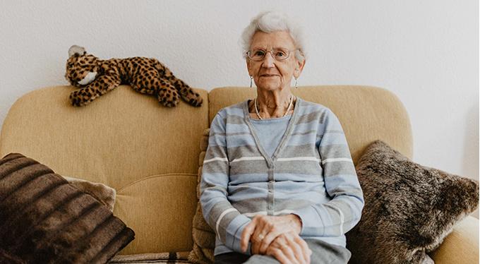 «У нас не принято говорить о старости, беспомощности и смерти»