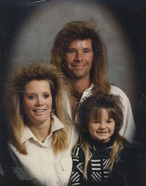 Фото №1 - Взрыв из прошлого: если в моду вернутся прически из 80-х…