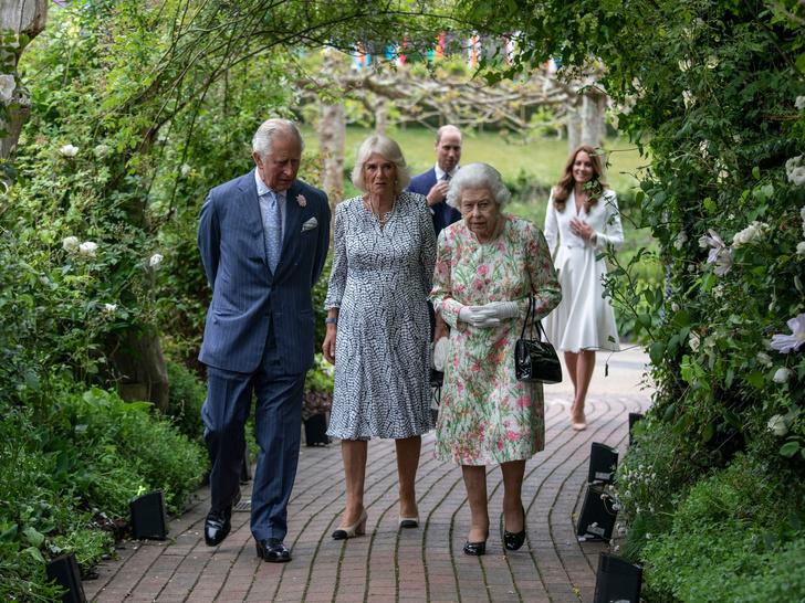Фото №2 - Домашнее прозвище: как герцогиня Кейт обращается к принцу Чарльзу