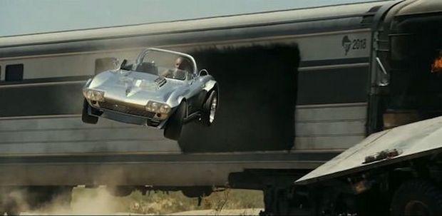 Фото №4 - Полный форсаж: 7 самых ярких автомобилей кинофраншизы