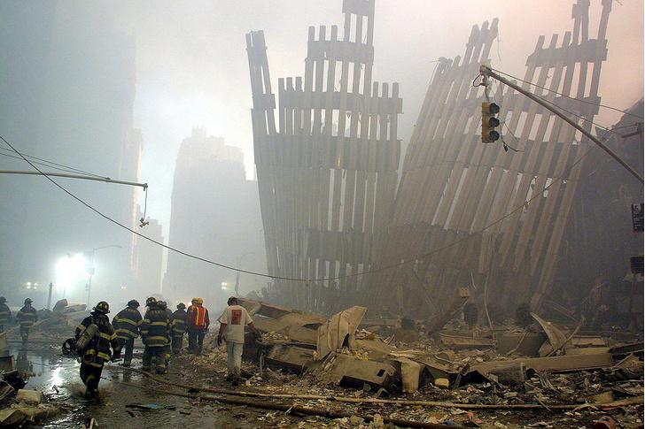 Фото №5 - Последние слова людей, погибших в теракте 11 сентября