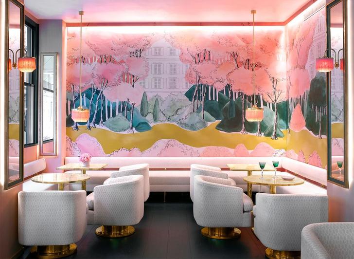 Фото №1 - Ресторан Mon Square в Париже