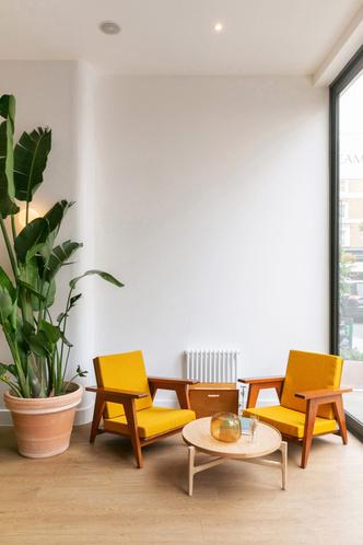 Фото №10 - Оранжевое кафе Beam в Лондоне