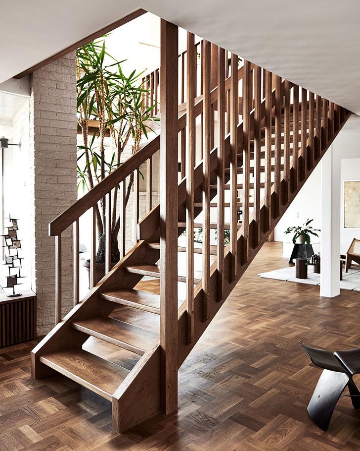 Фото №13 - Двухэтажная вилла в Швеции для семьи дизайнеров