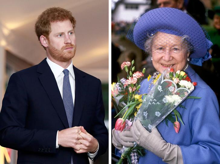 Фото №1 - Еще один обман Гарри: почему принц скрывал наследство, полученное от Королевы-матери