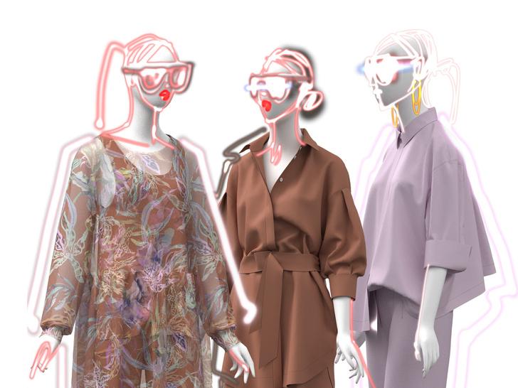 Фото №1 - Мода будущего: как Marc Cain совершенствует 3D-технологии