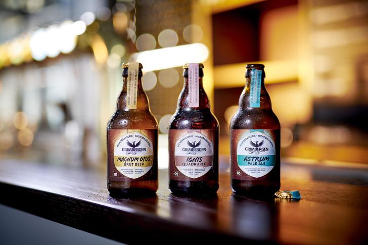 Фото №3 - Настоящий Орден феникса: чем примечательна бельгийская пивоварня Grimbergen