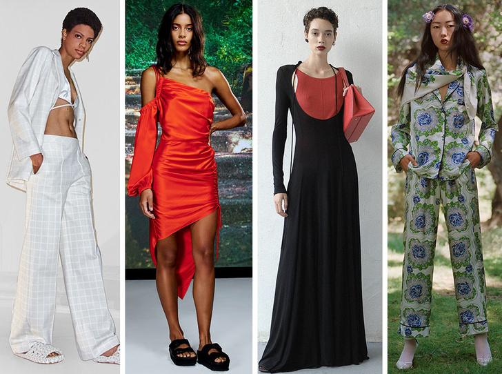 Фото №1 - Тренды весны и лета 2021 с Недели моды в Нью-Йорке