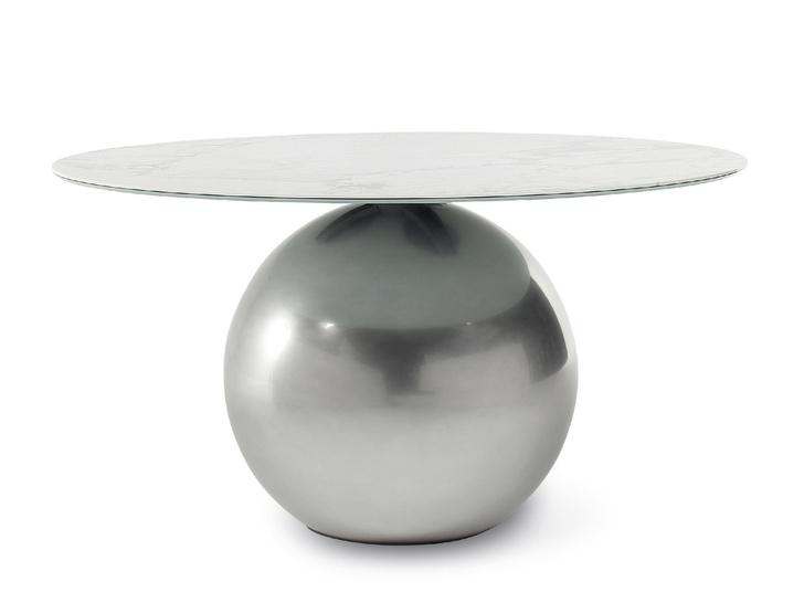Фото №2 - ТОП-10: столы на скульптурном основании