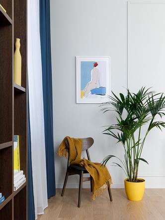 Фото №6 - Квартира для ценителей искусства в Санкт-Петербурге