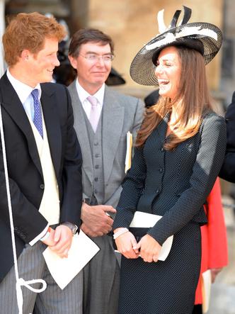 Фото №2 - Особая связь: самые трогательные и забавные фото Гарри и Кейт