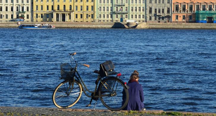 Почему полезно кататься на велосипеде