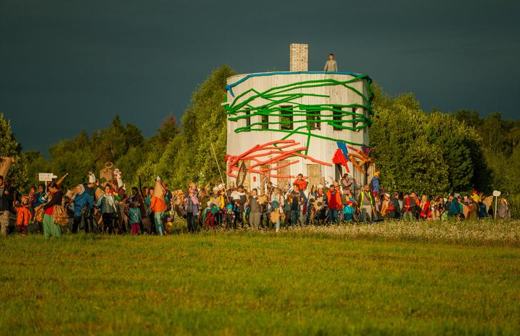 Фото №1 - Фестиваль «Архстояние Детское» 2021 в Никола-Ленивце