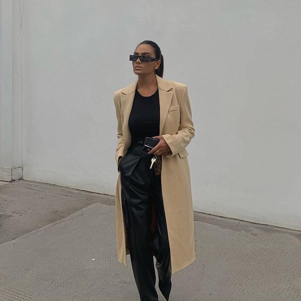 Фото №5 - Чеклист: выбираем идеальное пальто на осень 2020