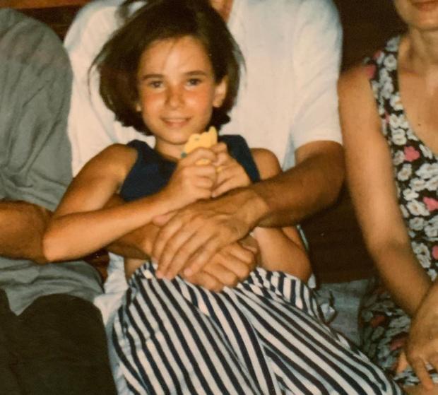 Фото №2 - Девочка-смуглянка: Айза показала свои детские фото
