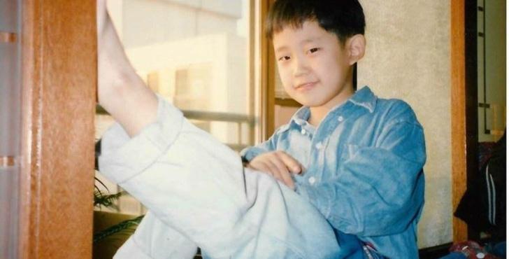 Фото №2 - Sexy Oppa: Все, что ты хотела знать о красавчике Чон Хэ Ине 😍