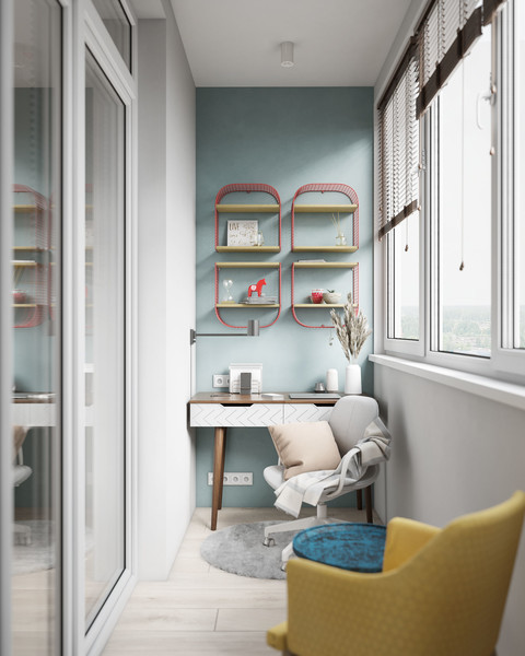Фото №2 - My Space: Как оформить рабочее место дома, чтобы за ним хотелось учиться