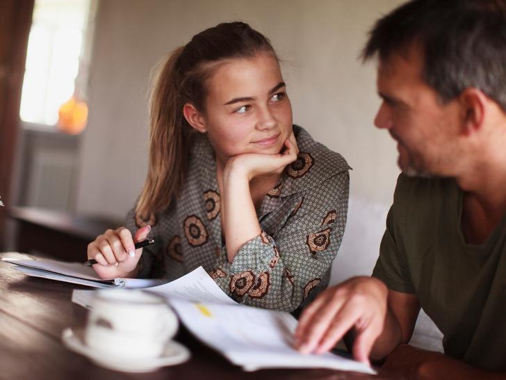 Фото №6 - 6 фраз, которые родители не должны говорить дочерям
