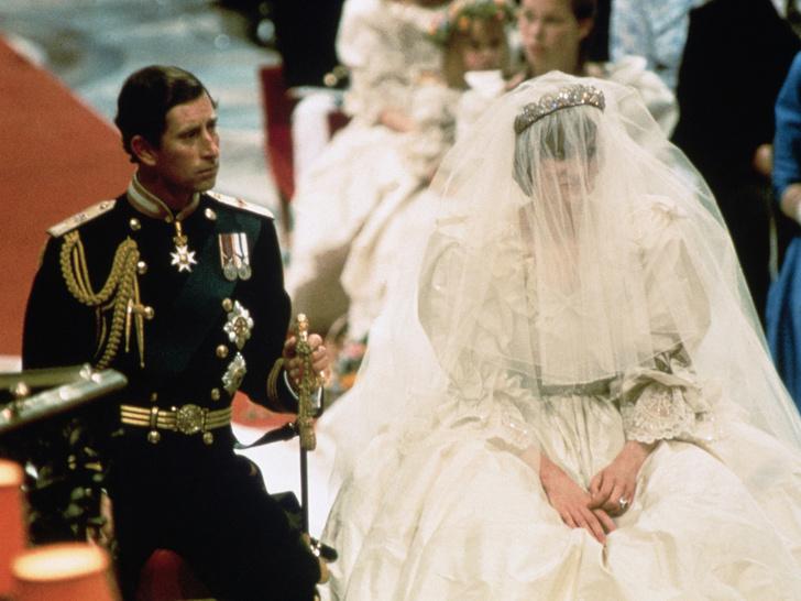 Фото №2 - Свадебный конфуз: как Чарльз и Диана перепутали свои клятвы во время венчания