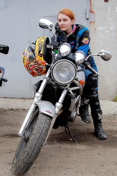 Фото №32 - Байкеры Ульяновска: 15 признаний в любви мотоциклу