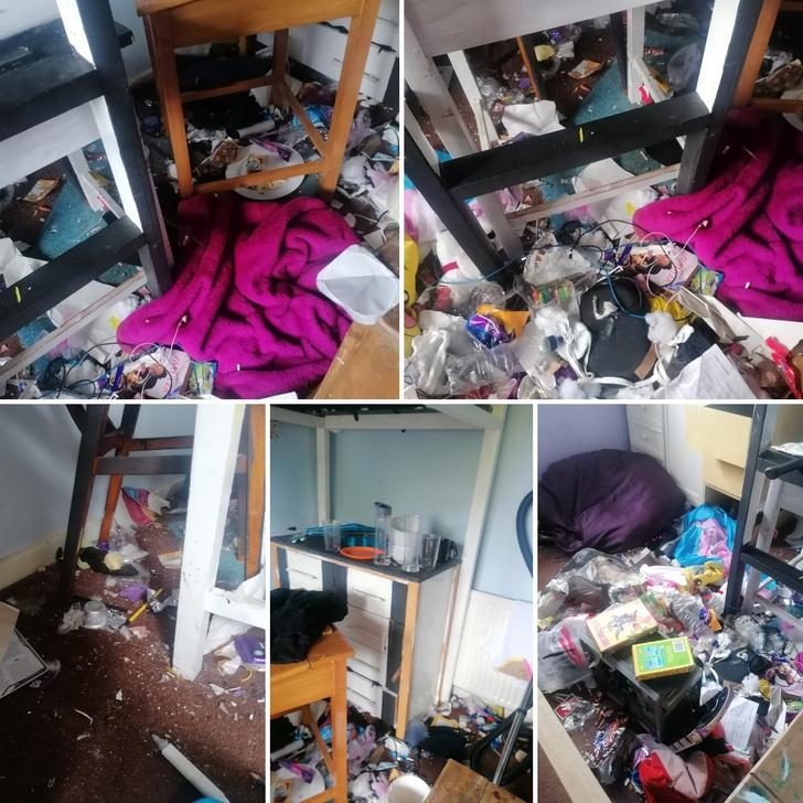 Фото №7 - Самые грязные спальни простых британцев: 16 трогательных фото
