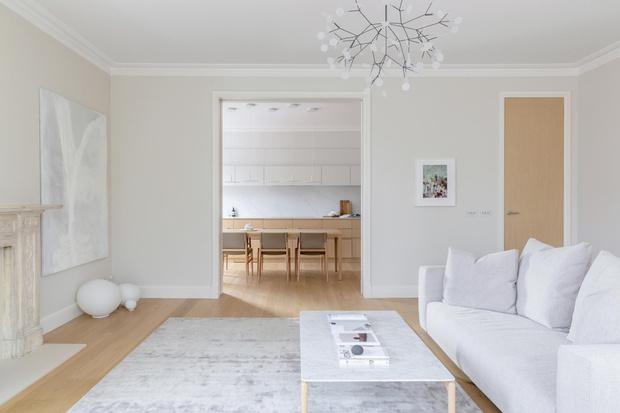 Фото №5 - Светлая скандинавская квартира в Лондоне