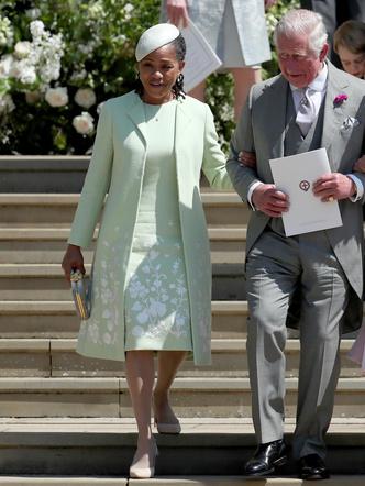 Фото №10 - Гордость женихов и невест: самые стильные мамы на королевских свадьбах