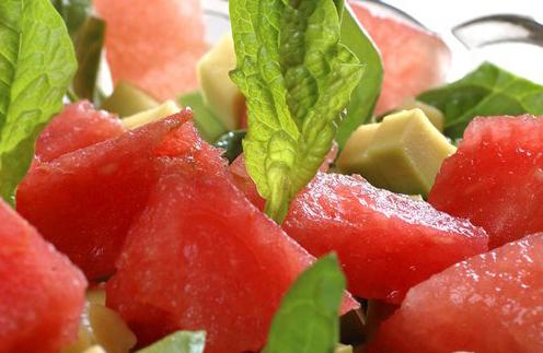 Фото №4 - Арбуз и дыня: вкусные рецепты