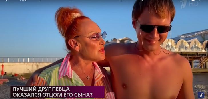 Тамара Збигневская и Андрей Григорьев-Аполлонов-младший