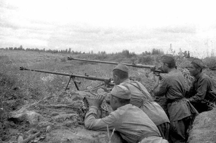 Фото №4 - Что советское противотанковое ружье могло пробить