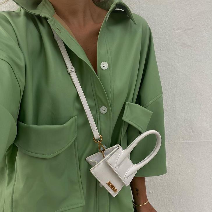 Фото №5 - Солнечная неделя: что носить в теплые осенние дни