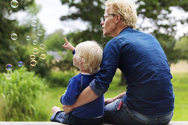 Фото №3 - 11 вещей, которым стоит поучиться у скандинавских мам