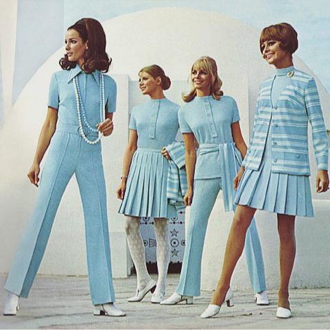 Фото №1 - Камбэк 70-х: 5 модных трендов из прошлого, которые будут актуальны в 2021