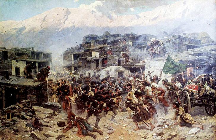 Фото №5 - Принцип проконсула: герой Кавказской войны