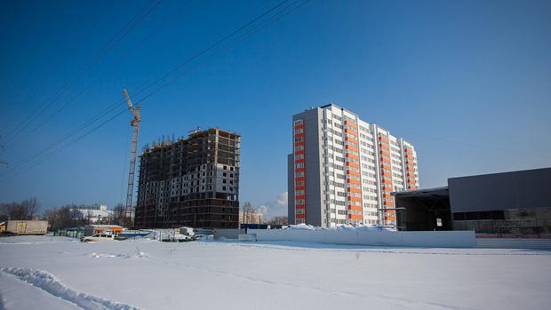 Фото №1 - Ввод жилья в эксплуатацию за первый квартал 2021-го года вырос на 15%