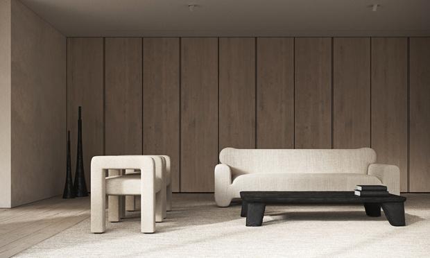 Фото №5 - Hlib: новая коллекция мебели и аксессуаров от Faina